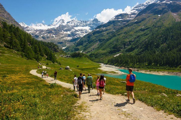 vacances-a-la-montagne-france - Photo